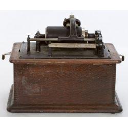 View 2: Portable Edison Standard Phonograph
