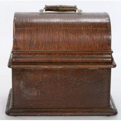 View 4: Portable Edison Standard Phonograph