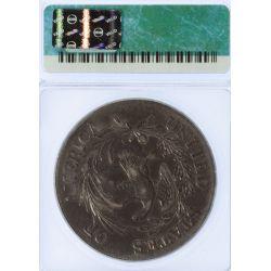 1797 Bust Dollar XF-40 (ICG)