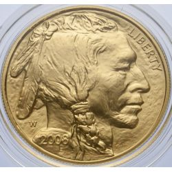 2008 Buffalo Gold Set (4 Coins)
