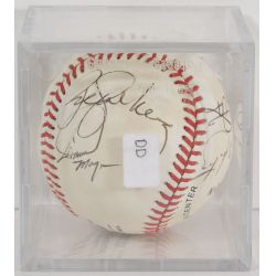 View 3: 1986 Cubs Autographed Baseball