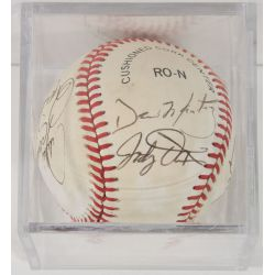 View 4: 1986 Cubs Autographed Baseball