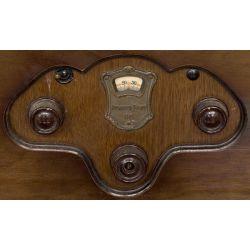 View 2: Floor Model Cabinet Tube Radio