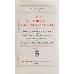 View 2: History of the United States (4 Volume Set) by Garner Lodge McMaster