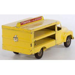 View 2: Buddy-L Coca-Cola Delivery Truck