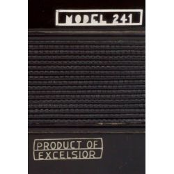 View 3: Excelsior Accordiana Model 241 Accordion