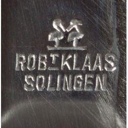 View 5: Robt Klaas Soligen Nazi German Dagger with Sheath & Portapee