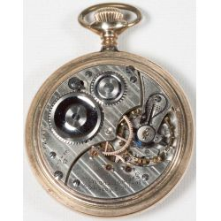 View 3: Illinois Pocket Watch Serial No 2606735 (1914)
