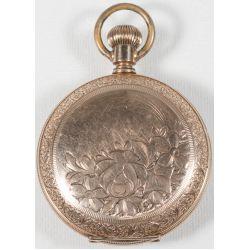 View 2: Columbus Pocket Watch Serial No 211517 (1893)