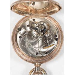 View 4: Columbus Pocket Watch Serial No 211517 (1893)