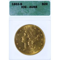 Coin & Currency Auction (Sale #121)