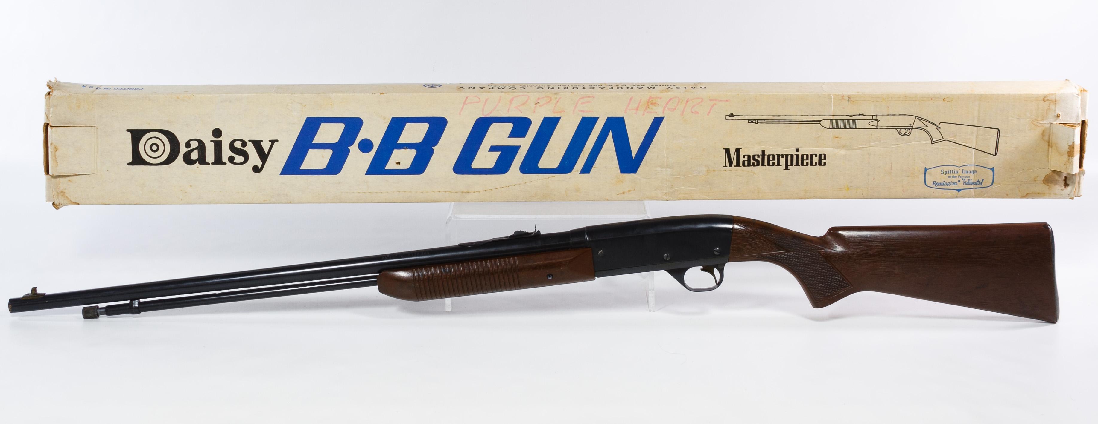 Daisy Model 26 Masterpiece BB Gun