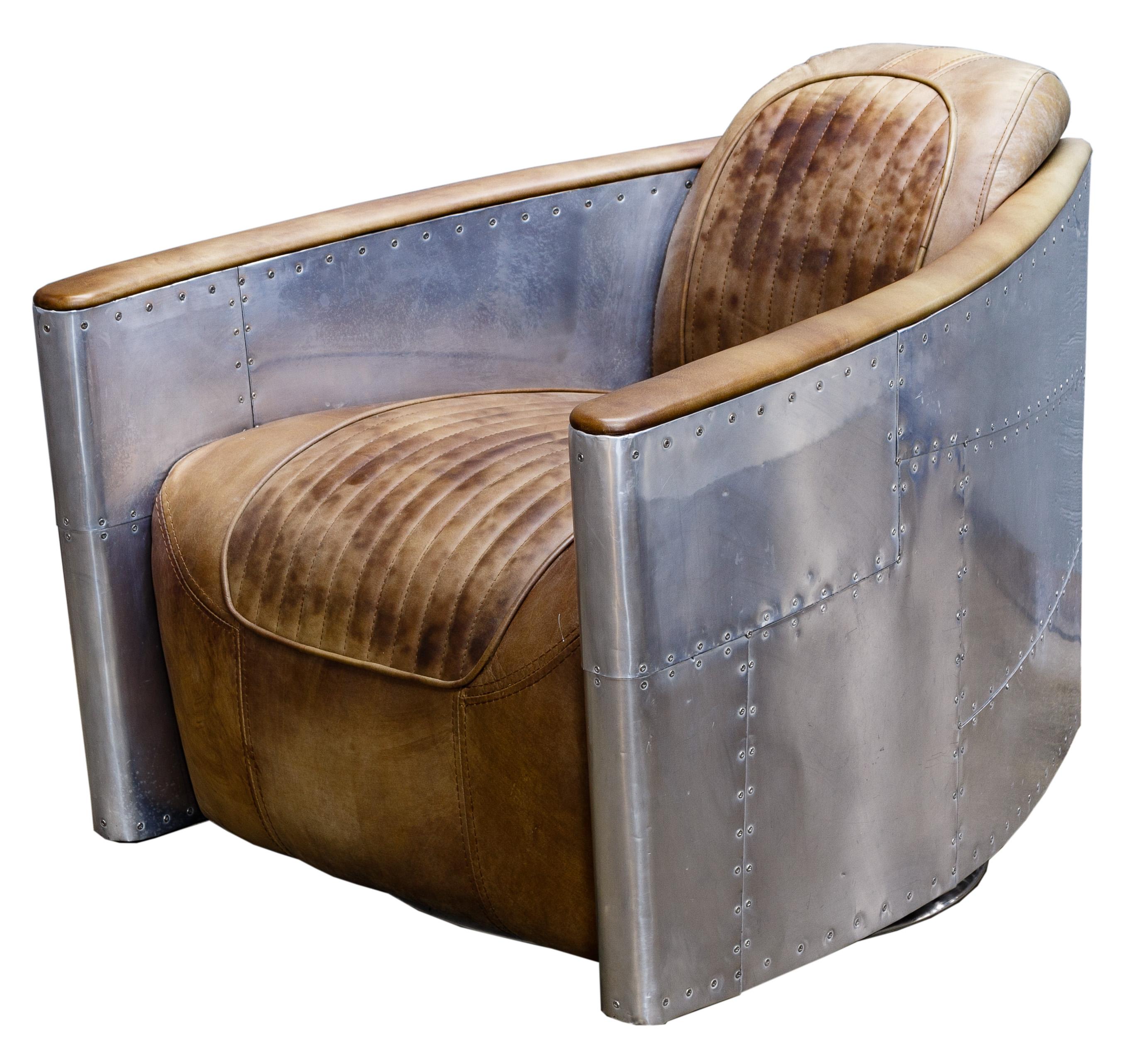 Prime Restoration Hardware Aviator Leather Chair Short Links Chair Design For Home Short Linksinfo