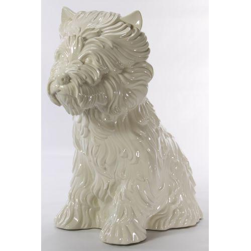 "Jeff Koons (American, b.1955) ""Puppy"" Vase"