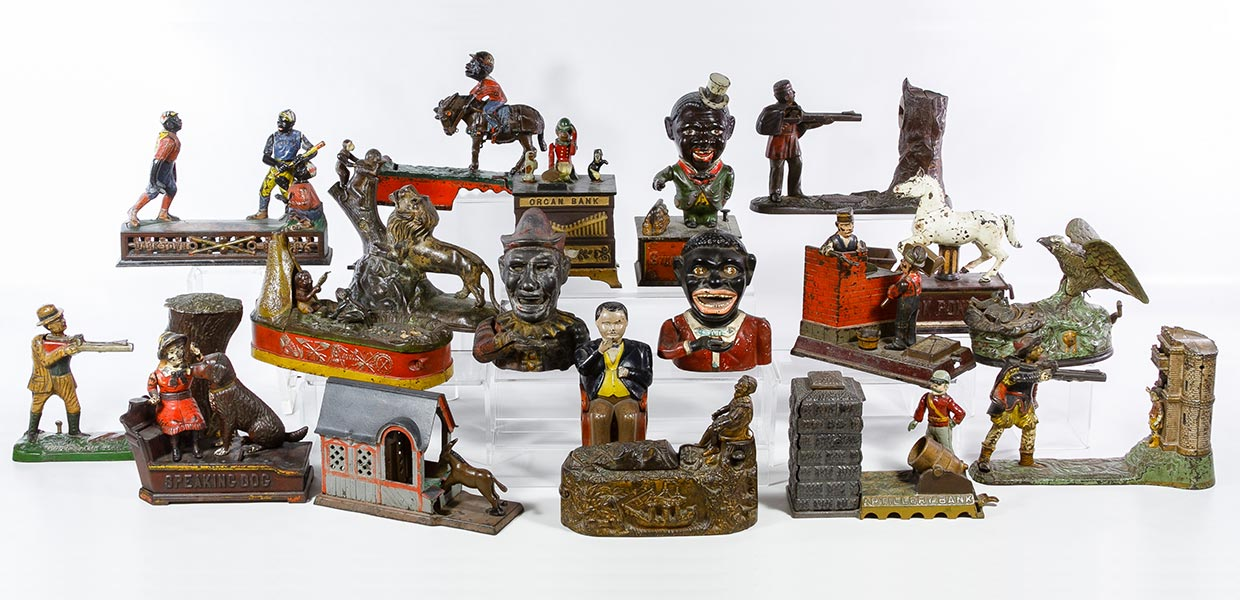 Mechanical Bank Collection